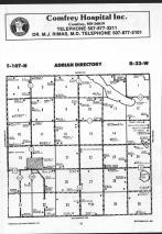 Map Image 007, Watonwan County 1989
